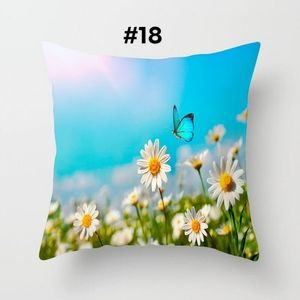 18x18 inches Christmas Throw Pillow Case